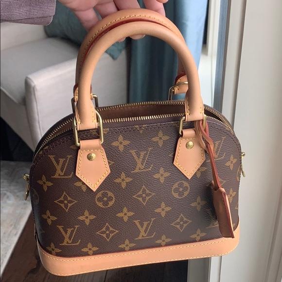 Louis Vuitton Bags Alma Bb Poshmark